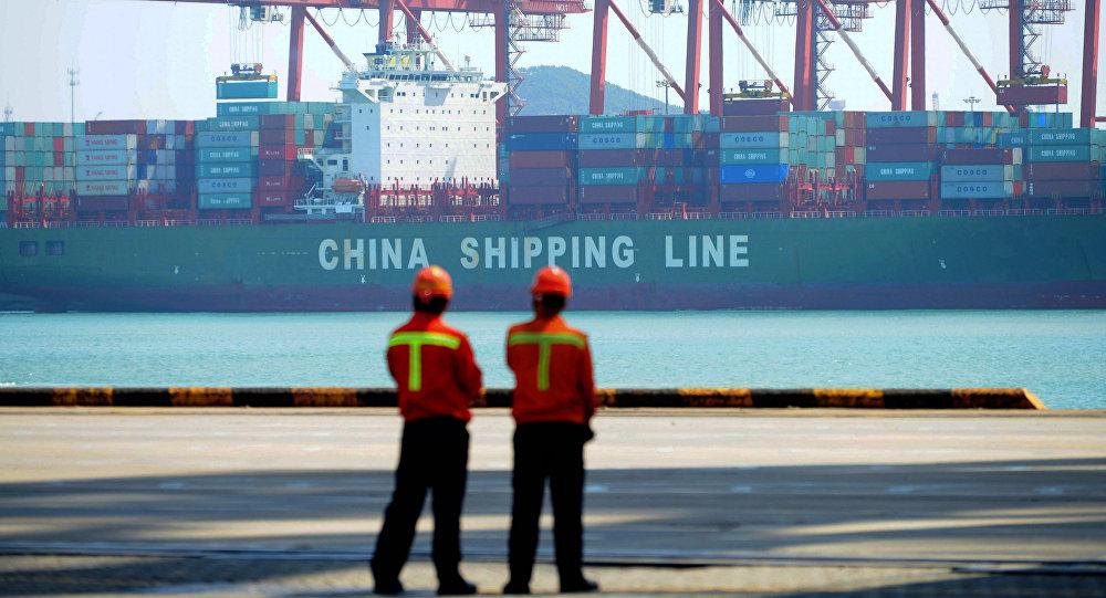 Comercio internacional de China acusará fuerte golpe por el coronavirus en enero y febrero