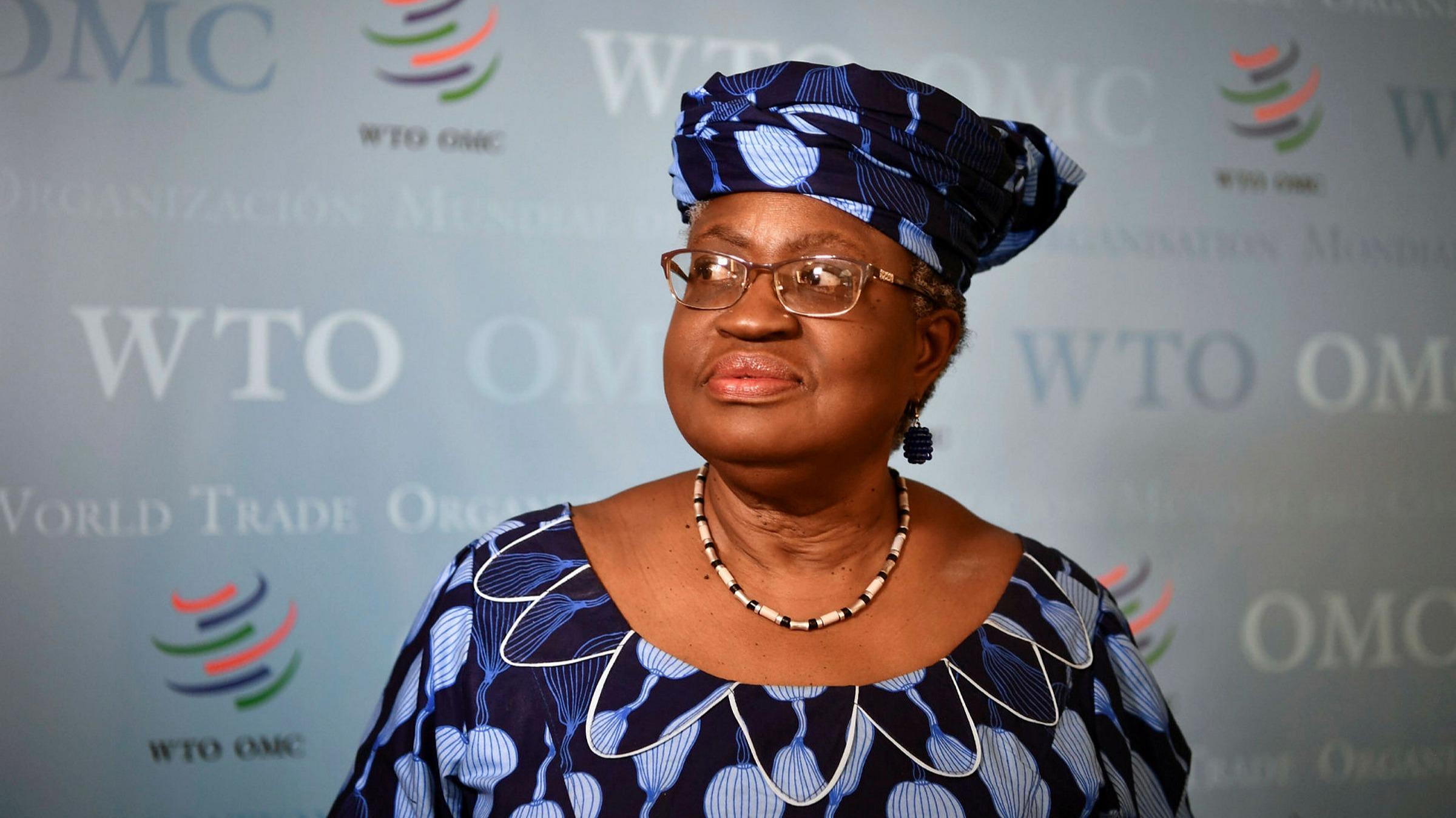 EEUU impide la elección de Okonjo-Iweala como directora general de la OMC