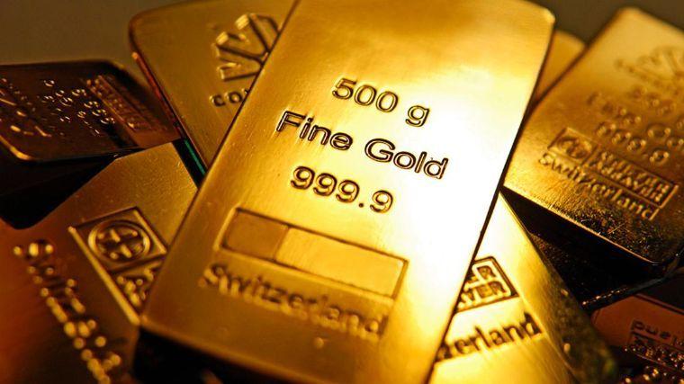 El precio del oro alcanza nuevos máximos desde 2011, en 1,800 dólares
