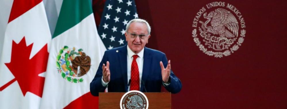 Funcionario mexicano apunta a estrechar lazos con China tras ratificación del T-MEC en EE.UU.